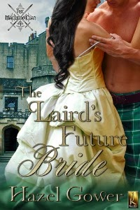 Hazel Gower – The Laird's Future Bride