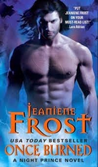 Jeaniene Frost – Once Burned