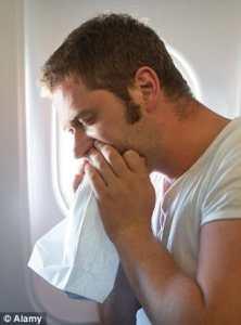 beat travel sickness