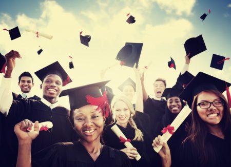 Esame Students Graduation Success Achievement Celebration Happiness