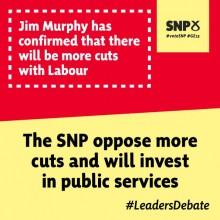 SNP v Labour 2015