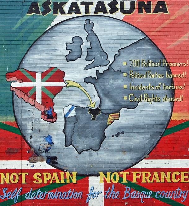 Image result for basque eta