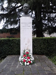 """Marano Vicentino - Monumento a """"Silva"""""""