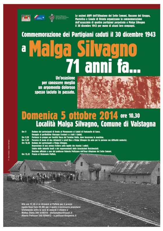 malga silvagno 2014