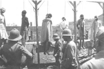 19 febbraio 1937 - Massacro di Addis Abeba