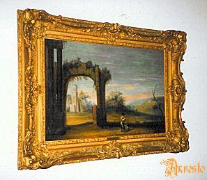 Ref. 09 - Engels schilderij 18e eeuws