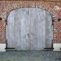 Ref. 13 – Garagepoort in landelijke opbouw