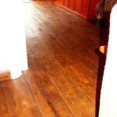 Ref. 19 – Franse rustieke plancher vloer