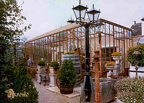 Ref. 01 – Orangerie buitenaanzicht ca. 1830