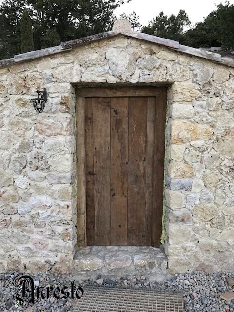 Ref. 01 – Gerealiseerd project: antieke buitendeuren