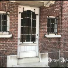 Ref. 57 – Oude voordeur, oude buitendeur
