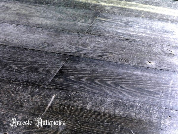 Ref. 42 – Verouderde houten vloeren