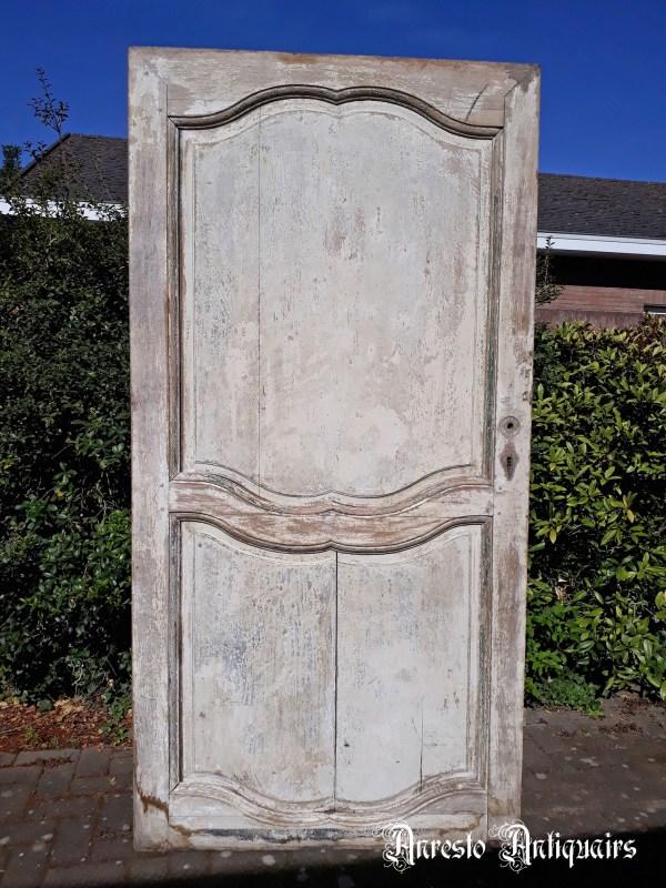 Ref. 83 – Exclusieve houten kasteeldeur foto 1
