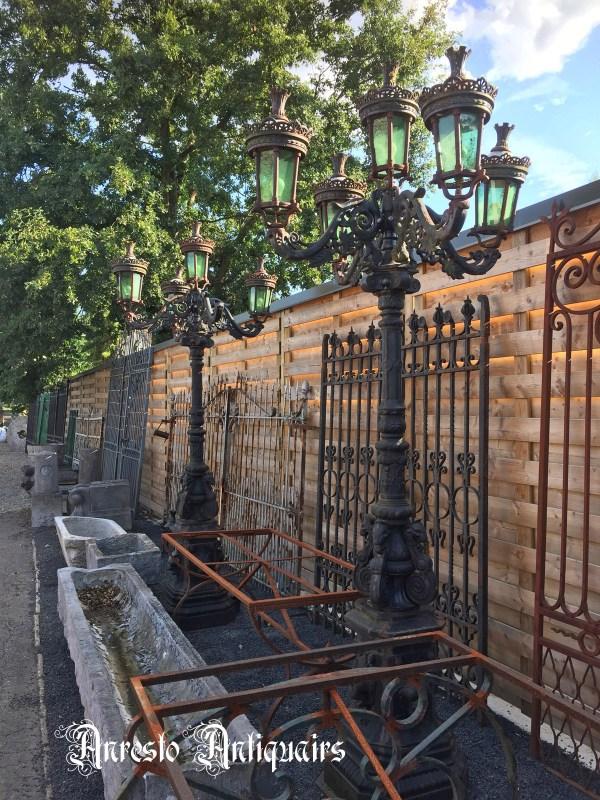 Ref. 58 – Parijse lantaarnpalen