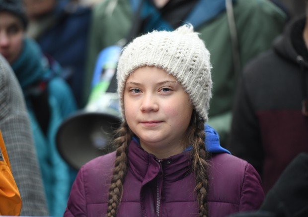 Greta Thunberg © AP