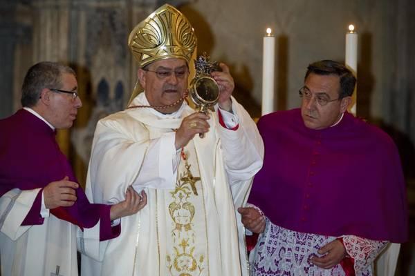Il miracolo di San Gennaro e di Crescenzio Pepe