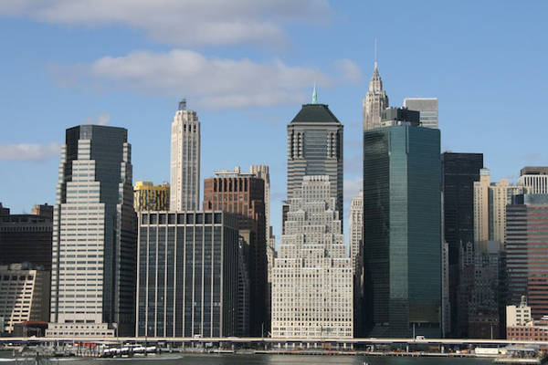 Lower Manhattan (Foto: Stefania Passarella)