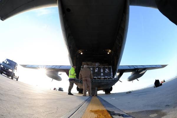 Afghanistan e farmaci, aereo 'della solidarieta' consegna plasmaderivati