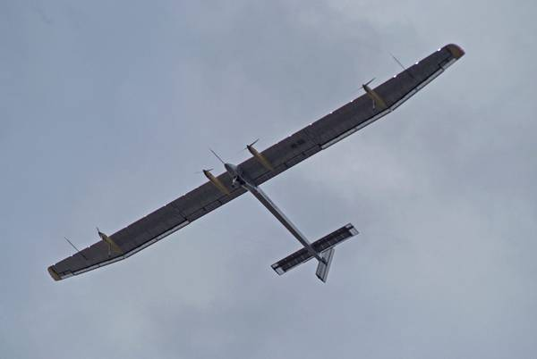 Solar Impulse pronto ultima tappa volo, Usa coast to coast
