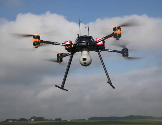 Gli incidenti dei droni causati soprattutto da probemi tecnici (fonte: ZullyC3P)