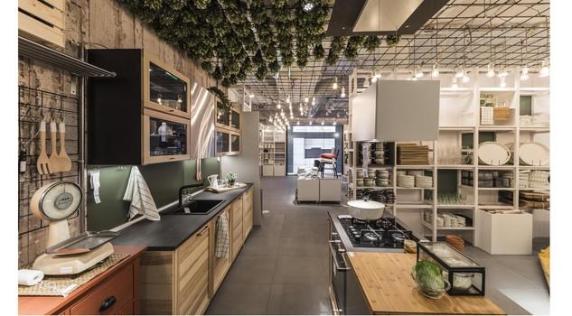 Roma Caput Mundi Ikea Del Progetto Pop Up Store Cucine