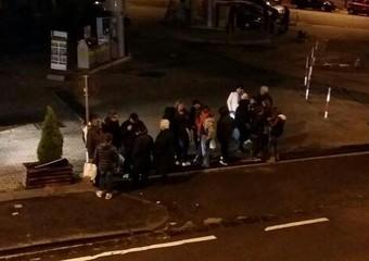 Terremoto: a Napoli in strada anche turisti spaventati