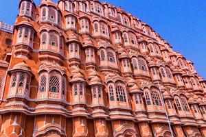 Hawa Mahal, Jaipur, India (ANSA)