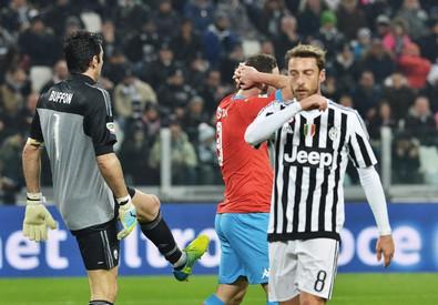 Juventus-Napoli (ANSA)