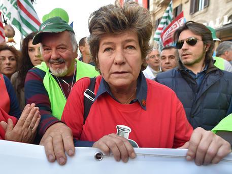 Il leader Cgil Susanna Camusso © ANSA