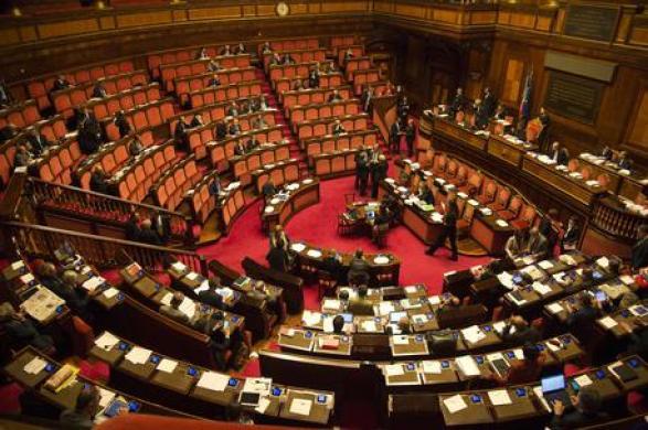 Risultati immagini per senato della repubblica rai