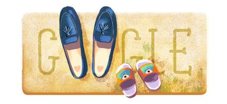 Festa della Mamma, il doodle di Google © Ansa