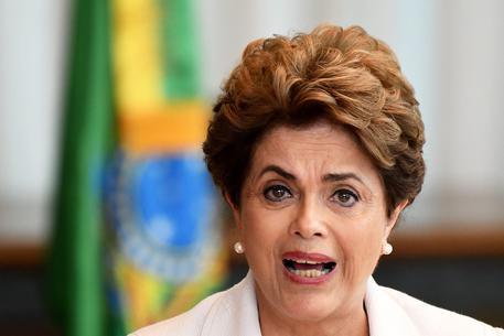 Dilma Roussef © ANSA