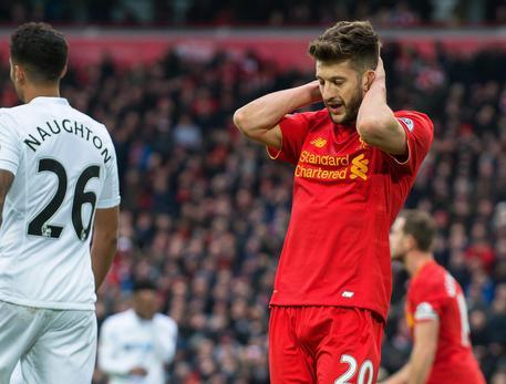 Liverpool-Swansea © EPA