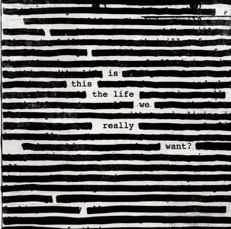 La copertina di 'Is This The Life We Really Want' di Roger Waters © AP
