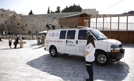 Gerusalemme © EPA