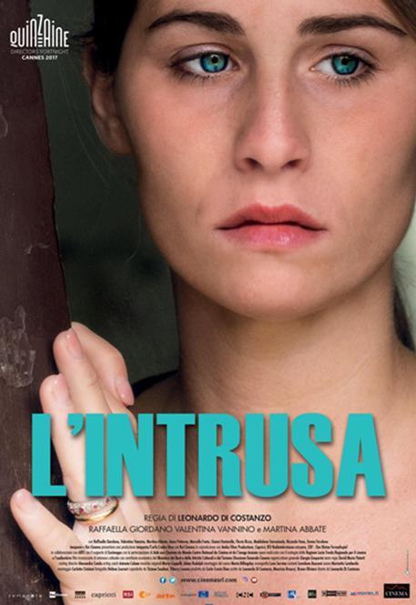 L'intrusa, locandina © ANSA