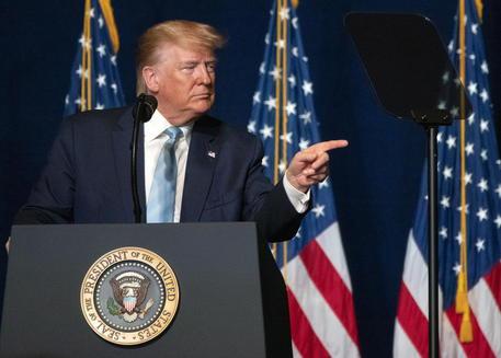 Donald J. Trump © EPA