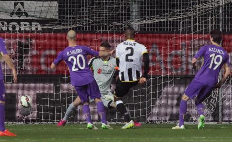 Vantaggio dell'Udinese