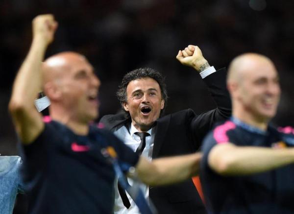 Luis Enrique, è giusta nostra vittoria - Calcio - ANSA.it