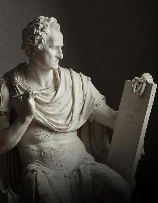 Canova's lost George Washington in Frick Collection ...