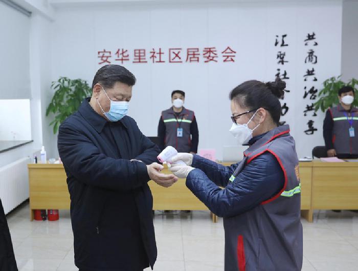 Xi sapeva dell'emergenza coronavirus già dal 7 gennaio