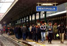Immigrati: 80 tunisini a Ventimiglia