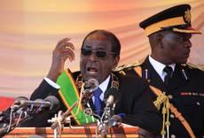 Libia:Daily Mail,Gheddafi nello Zimbabwe
