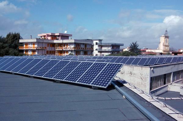 energia solare:Puglia al top, supera anche la Cina