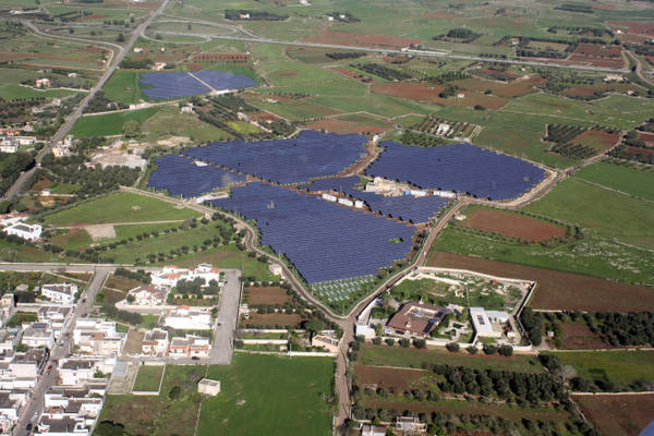 Piano a Gela per polo fotovoltaico da 110 mln euro