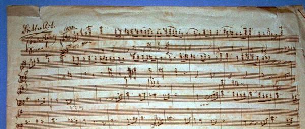 Musicisti sviluppano'supercervello'per leggere note e parole