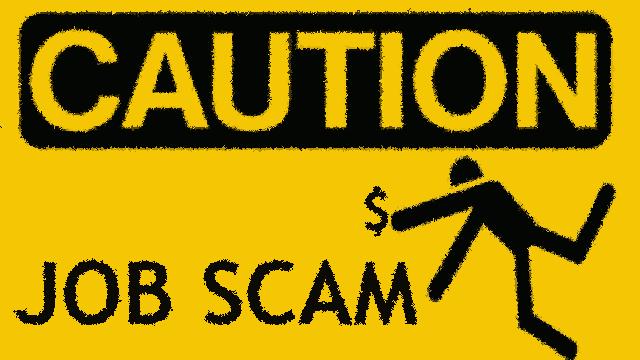 job scams