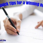 Top 7 Quick Tips for a Winning Resume