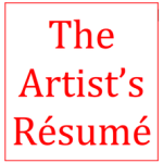 Amazing Tips for Writing an Artist Resume