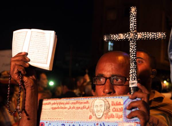 Egypt: 'ISIS burns a Christian alive in Sinai'